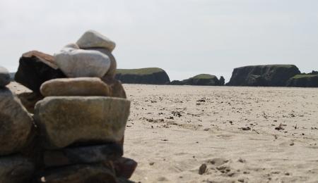 Beach St Ninians Isle