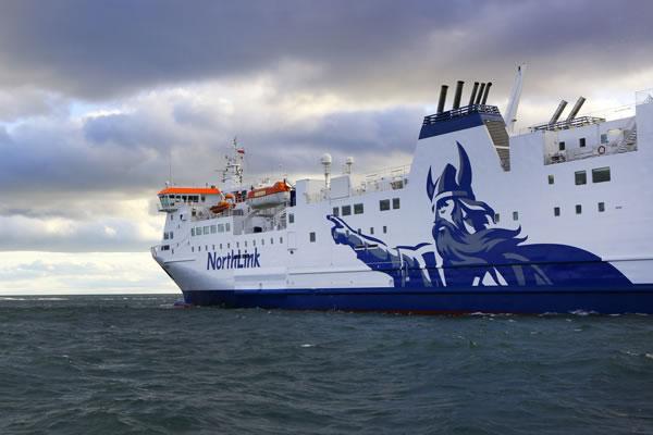 Hjaltland ferry